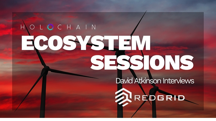 Channel Art  Ecosystem Sessions RedGrid